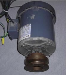 GE AC Motor - 5K49MN4105