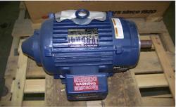 Marathon AC Induction Motor - 7J-213THTS6028FN-L