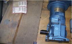 Sew Eurodrive Gearbox - K37LP145