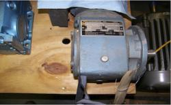 Sew Eurodrive Gearbox - SF42DT71D4BMHR