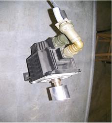 Yaskawa AC Servo Motor - SGMG-05A2AB